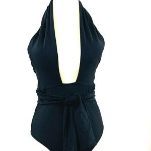 Cupshe Sexy Low Cut Bathing Suits Size Medium
